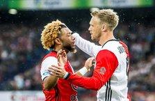 Feyenoord'un bileği bükülmüyor