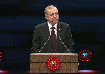 Erdoğan'dan Reina saldırganının yakalanmasıyla ilgili ilk açıklama