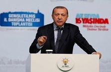 Erdoğan'dan ideal siyasetçi tanımı