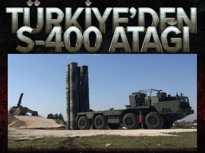 Türkiye, Rusya ile S-400 füze sistemlerini görüşüyor