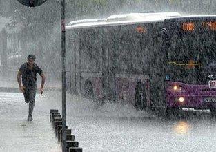 Meteoroloji'den İstanbullulara uyarı! Öğlenden sonra dikkat