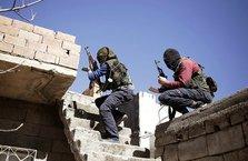 Hakkari'de askeri araca tuzak
