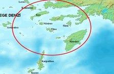 İşte Erdoğan'ın Lozan'la verdik dediği adalar...
