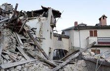 İtalya'daki depremde ölü sayısı artıyor!