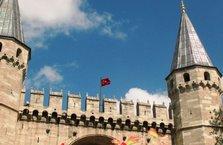 Topkapı Sarayı'nda çökme iddiası