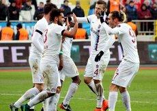 Trabzon deplasmanda Kasımpaşa'yı mağlup etti