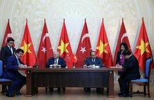İşte Türkiye ile Vietnam arasındaki 3 anlaşma