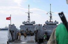 Foça Deniz Üs Komutanlığında arama