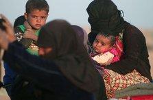 DEAŞ, Musul'da 550 aileyi canlı kalkan olarak kaçırdı
