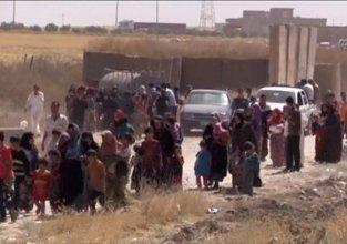 Türkmen kentinde katliam endişesi!