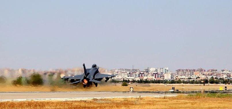 F-16 UÇAKLARI ACİL KODUYLA HAVALANDI