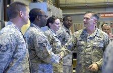 ABD'li Korgeneral İncirlik'te