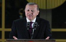 Erdoğan: 3 gün dayanamadın