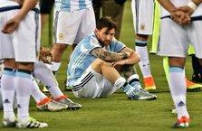 Arjantin'in yıldızları milli takımı bıraktı!