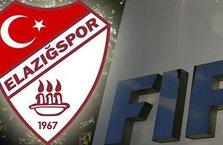 FIFA Elazığspor'un 12 puanını sildi