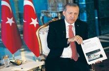 Cumhurbaşkanı Erdoğan tartışmalara son noktayı koydu