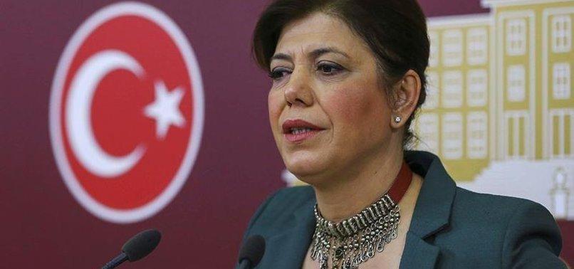 HDP'Lİ VEKİL BEŞTAŞ DA GÖZALTINA ALINDI