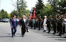 ABD Savunma Bakanı Mattis Türkiye'de