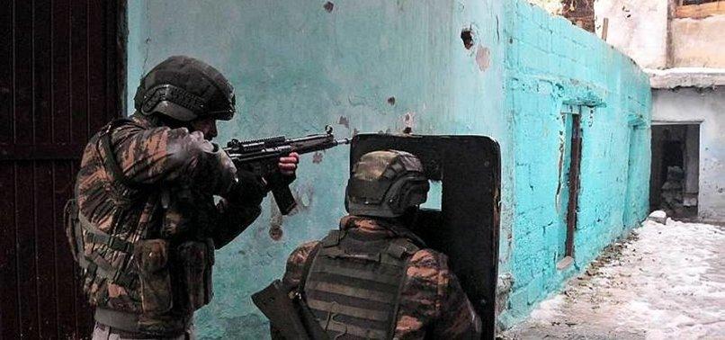 TESLİM OLAN TERÖRİST PKK'NIN SUR YAPILANMASINI ANLATTI