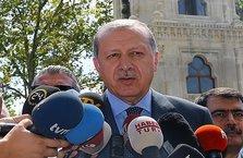 Erdoğan'dan kendisine yönelik suikast girişiminin önlenmesine ilişkin ilk açıklama