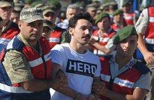 Skandal 'hero' tişörtünün detayları ortaya çıktı