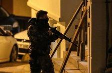 Saldırı hazırlığı yapan teröristlere operasyon