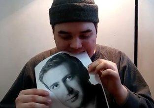 Her gün o ünlü ismin fotoğrafını yiyor