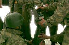 Yerli silahlarla PKK'ya darbe