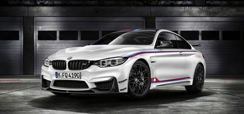 BMW'DEN M4 DTM CHAMPİON EDİTİON