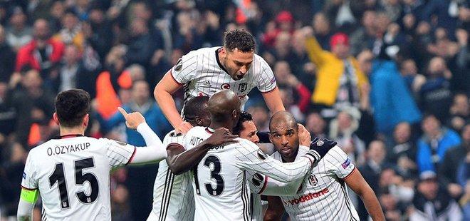 BEŞİKTAŞ'A VODAFONE PİYANGOSU!