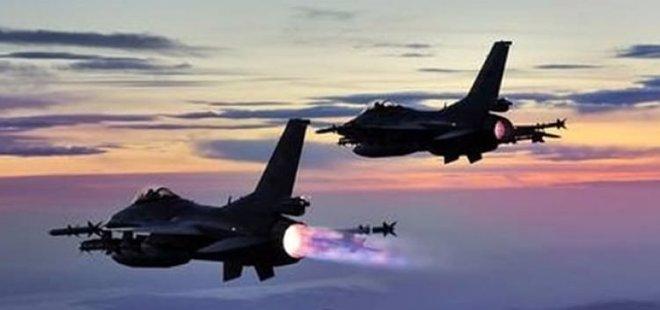 SALDIRI HAZIRLIĞINDAKİ PKK'LILARA OPERASYON