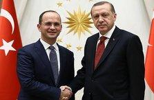 Erdoğan'dan sürpriz kabul