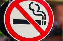 Özel araçta da sigara içmek yasak