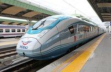 Hızlı tren için yeni güzergah