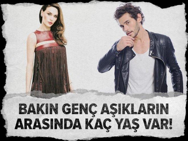 Türkiye'deki ünlülerin yaşları şaşırtıyor!