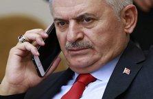 Başbakan Yıldırım, Barzaniile görüştü