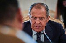 Lavrov'dan ABD'nin vize hamlesine yanıt