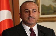 Dışişleri Bakanı Çavuşoğlu: Kara operasyonu dahil tüm imkanlarımızı kullanırız