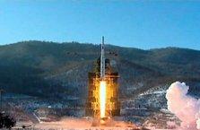 Kuzey Kore ABD'yi vuracak füze yapıyor