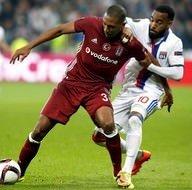 Olympique Lyon-Beşiktaş maçından fotoğraflar