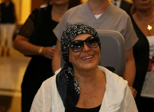 Türkan Şoray'ın beyninden tümör alındı