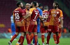 Galatasaray, Dersimspor'u farklı geçti