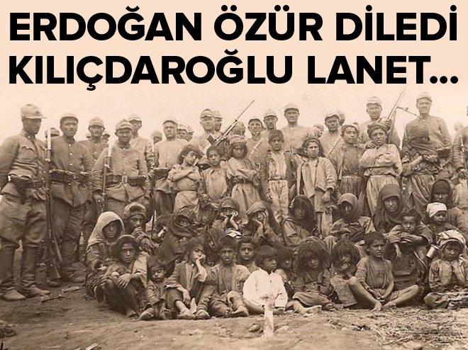 Katliamın tarihi: Dersim
