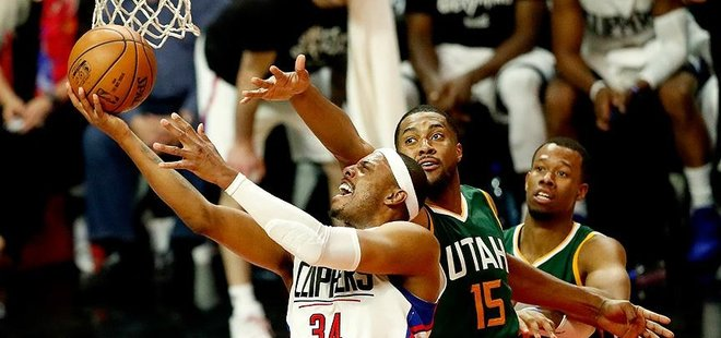 NBA'DE SON YARI FİNALİST JAZZ