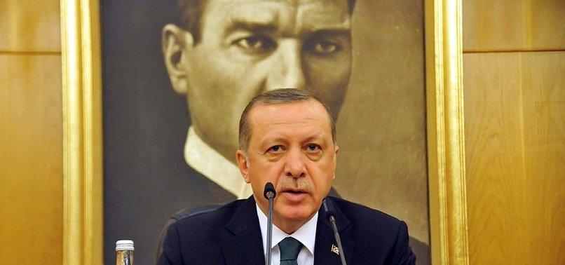 ERDOĞAN'DAN CAVCAV AİLESİNE TAZİYE TELEFONU