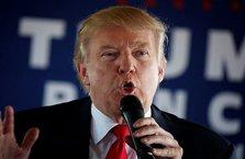 Trump'tan anket sonuçlarına ilişkin