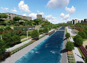 İstanbul'a yapılacak dev parkın ihale tarihi belirlendi