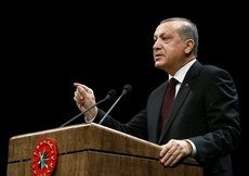 Erdoğan: Açıkça meydan okuyorum