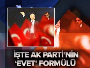 "AK Parti'den referandum için ""3i"" formülü"
